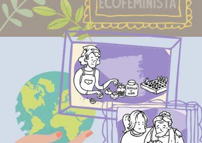Maleta pedagógica ecofeminista